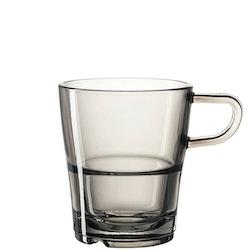 LEONARDO Senso - Kaffekopp - Basalto