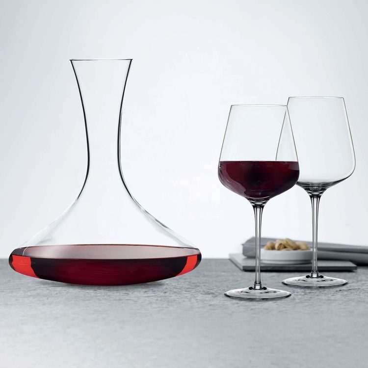 SPIEGELAU - Toscana set  - Vinkaraff med 2 st Vinglas