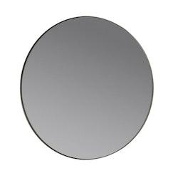 BLOMUS Rim Väggspegel Ø 80 cm - Steel Grey