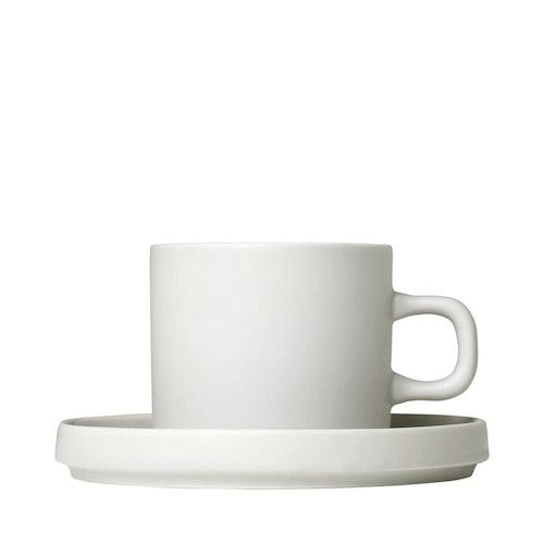 BLOMUS Mio Kaffekopp set om 2, 4 st - Moonbeam