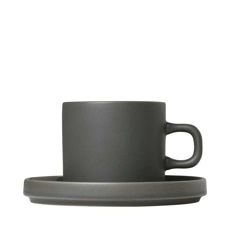 BLOMUS Mio Kaffekopp set om 2, 4 st - Agave Green