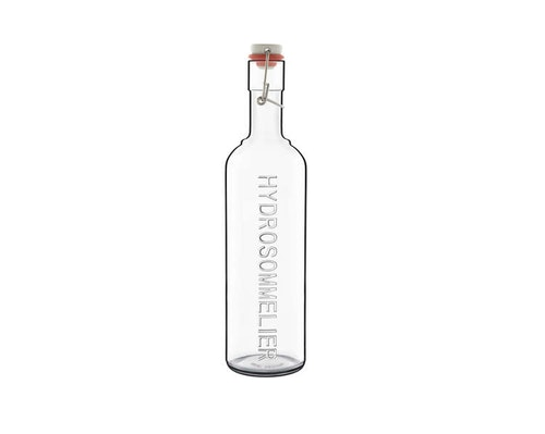 Luigi Bormioli - Hydrosommelier flaska med propp - 1 liter