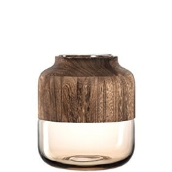 LEONARDO Colletto Vas, 25 cm - Brun