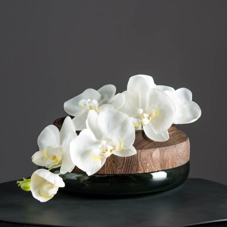LEONARDO Colletto Vas, 25 cm - Grön