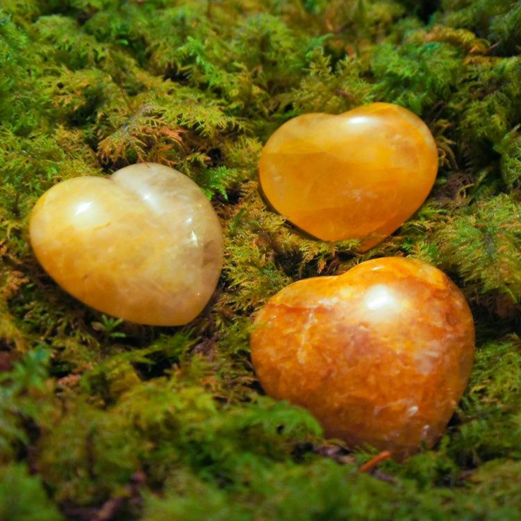 Golden healer hjärta