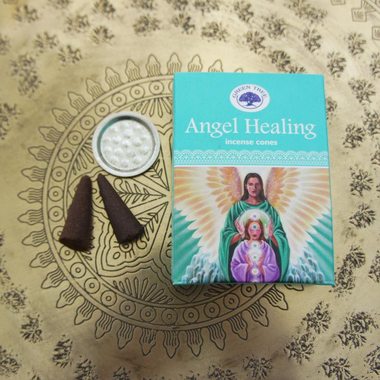 Angel healning