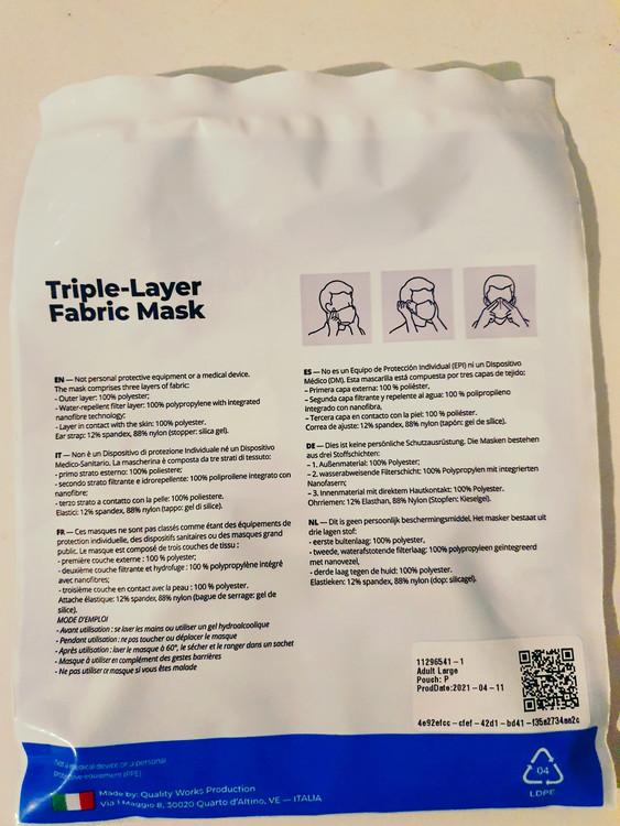 Ansiktsmask Alpacka