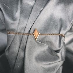 PIL. Armband litet, guld
