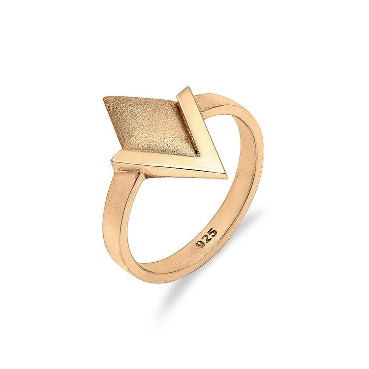 PIL. Ring, guld