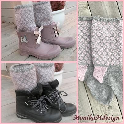 Lange sokker str 37-40