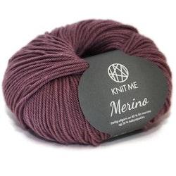 Lavendel  405 Knitme merinoull