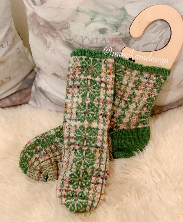 I li og fjell sokkene