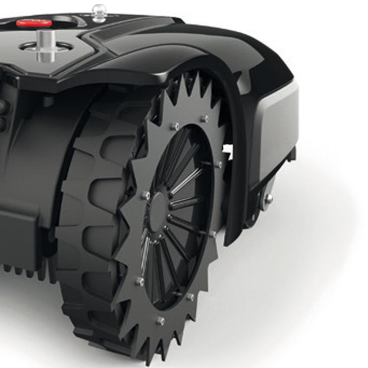 PRO TECH L35i (GPS-GSM) robotgräsklippare, 7000 m²