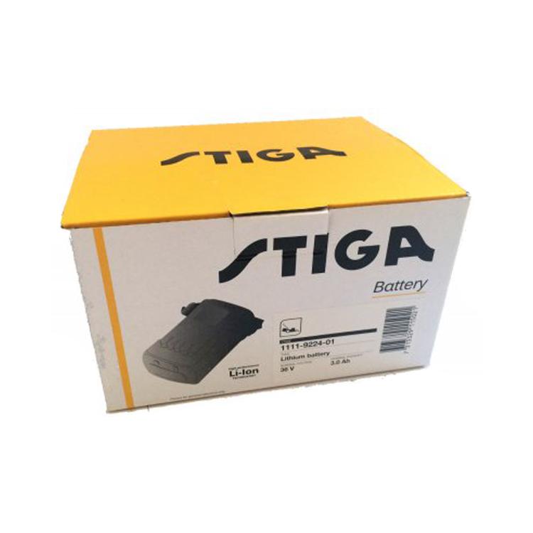 STIGA batteri 36V AE - 4,4 Ah litium-jon