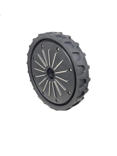ZCS bakhjul med gummidäck L250