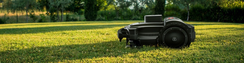 TECH Line robotgräsklippare