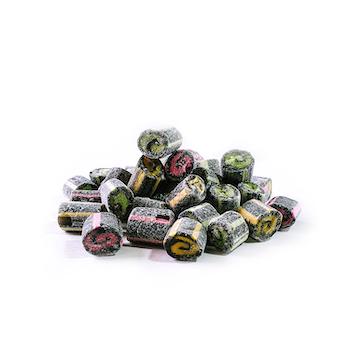 Lakrits Rocks 2,5 kg lösvikt