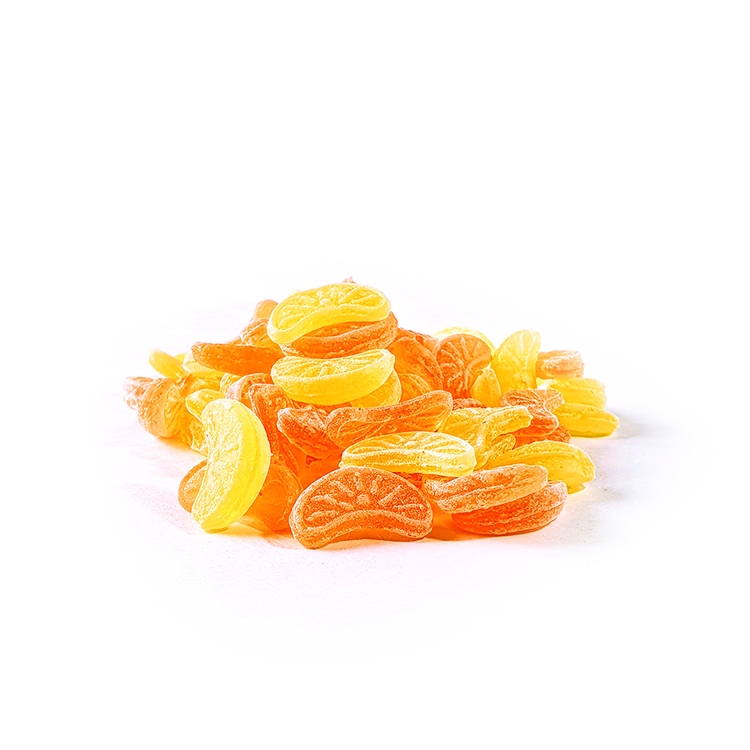 Apelsin & Citronklyftor 2,5 kg lösvikt