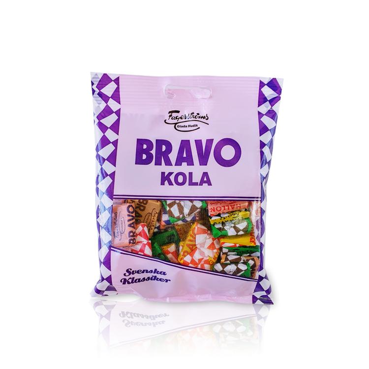 Bravokola Blandat