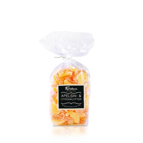 Apelsin- & Citronklyftor