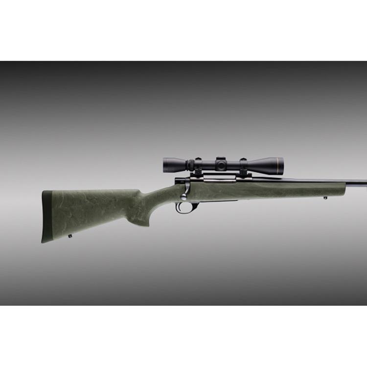 Hogue Mauser M98 Gummerad, Pelarbäddad och Bäddblock