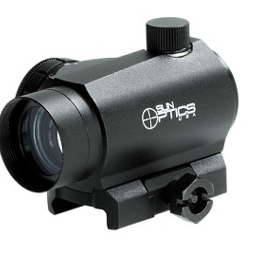 Sun Optics SUN-CD14-RG3 Micro 3 MOA Rödpunktssikte