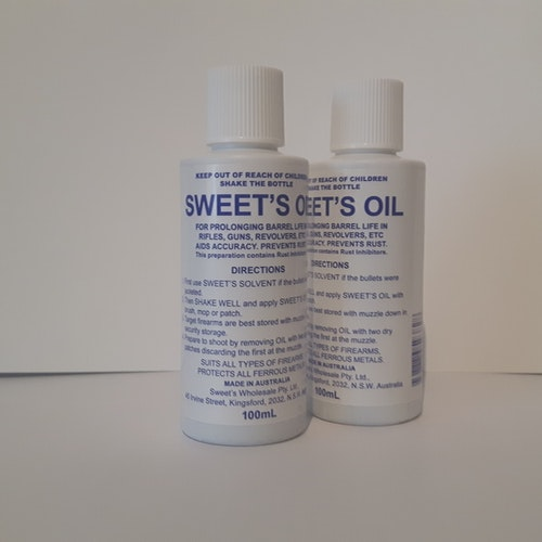 "SWEET""S OIL 100 ml"
