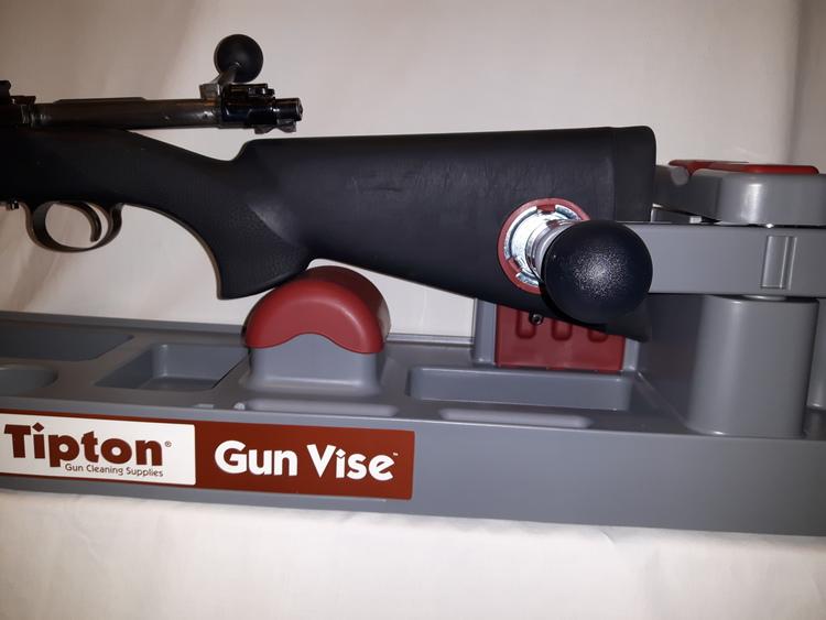 Tipton Gun Vise skruvstäd för vapen