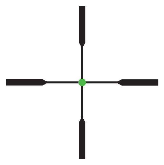 Trijicon AccuPoint ® 2.5-10x56 Riflescope