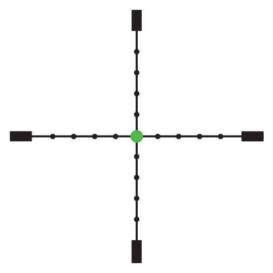 Trijicon AccuPoint Kikarsikte 1-6x24