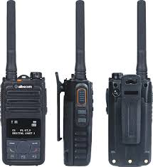 Radiopaket VIPER X610 Analog/Digital.IP67.155mhz.Svart