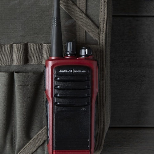 Hunter Jaktradio F3 140/155 MHz