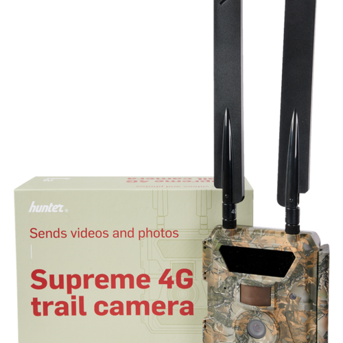 Hunter Supreme 4G
