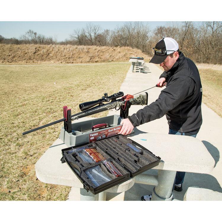 Tipton Gun Butler Rengöringsställ för vapen
