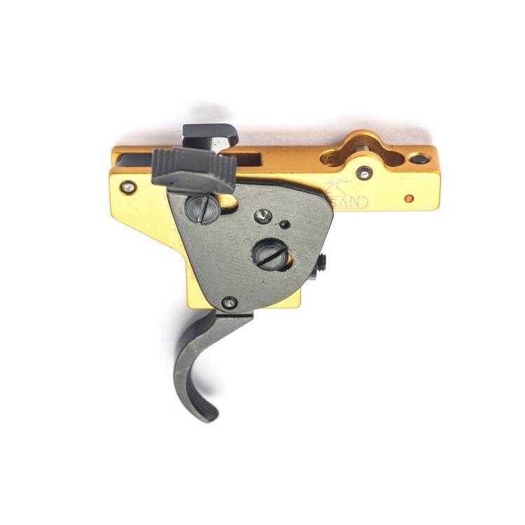 Rusan trycke med sidosäkring för Mauser M98 & Zastava M70/48