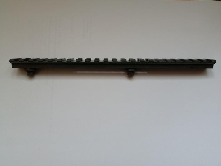Leupold QR skena Weaver/Picatinny Long för Nattsikten