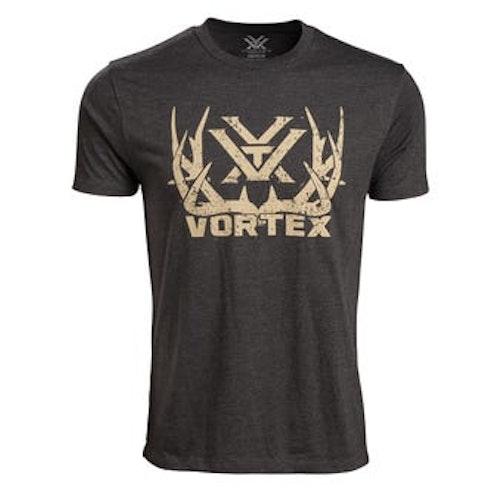 Vortex Men's Full Tine Short Sleeve T-Shirt