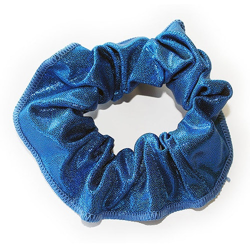 Paradise blue hårsnodd