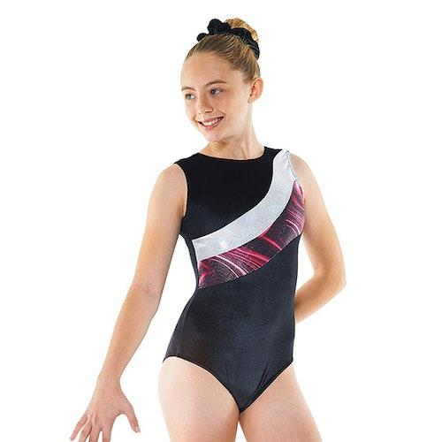 Velvet Solaris, Svart gymnastikdräkt
