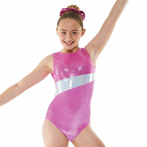 Velvet & Shine, Rosa gymnastikdräkt