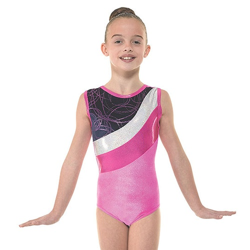 Velvet & Foil II, Rosa gymnastikdräkt
