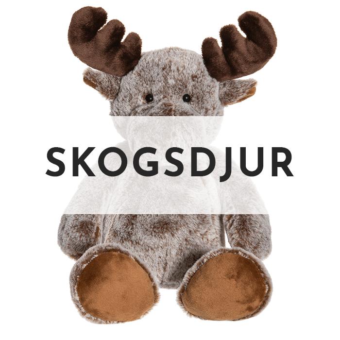 Forest animals - Teddykompaniet