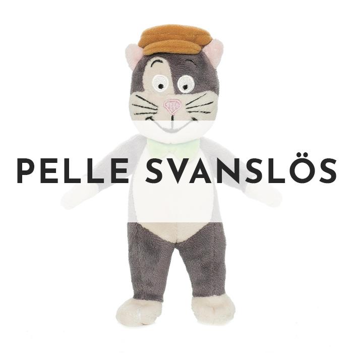 Pelle Svanslös - Teddykompaniet