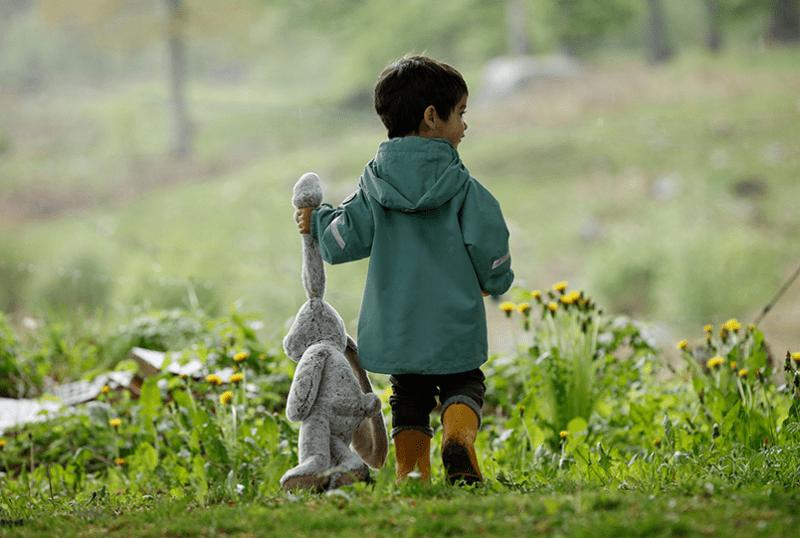 Kan ett gosedjur göra skillnad?
