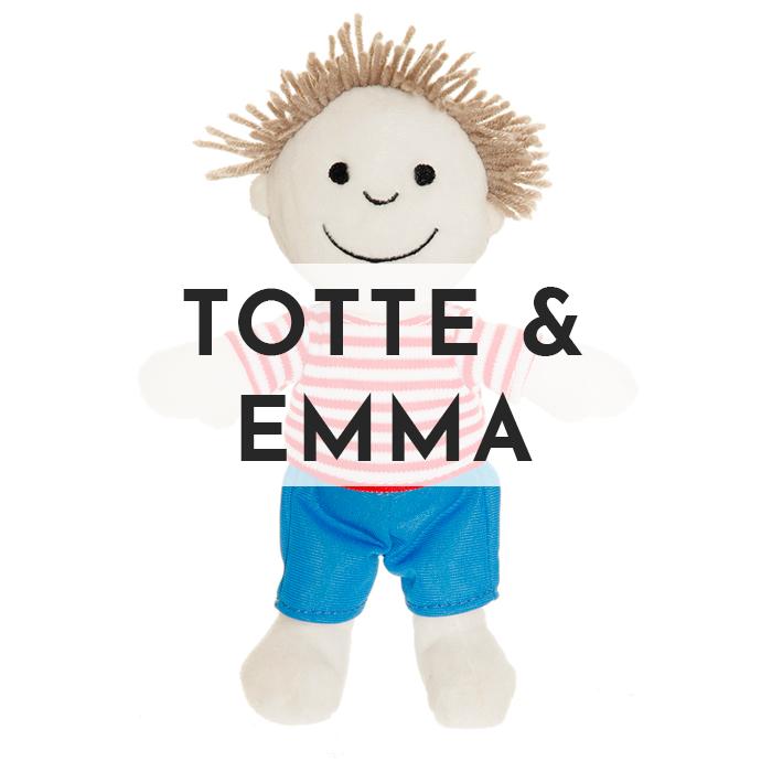 Totte & Emma - Teddykompaniet