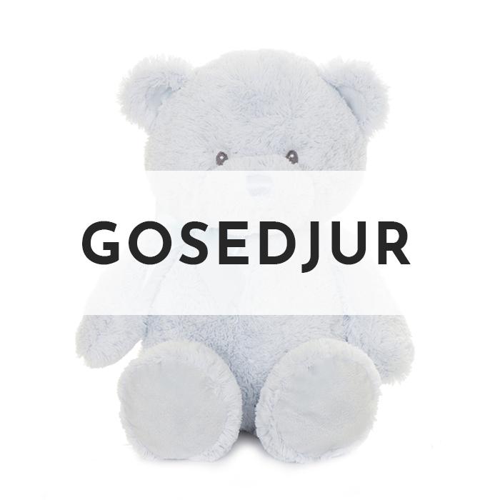 Gosedjur - Teddykompaniet