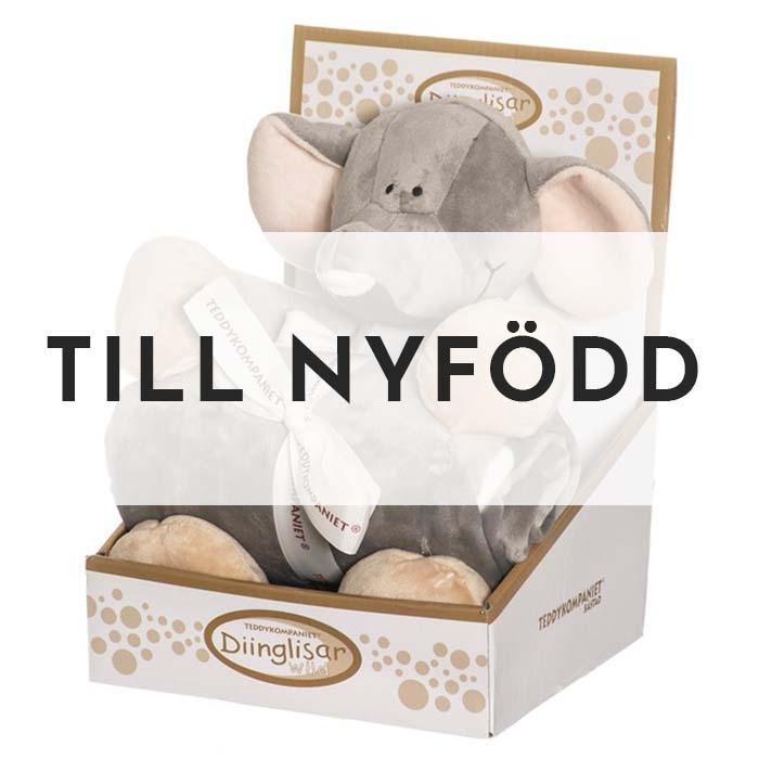 Present till nyfödd - Teddykompaniet