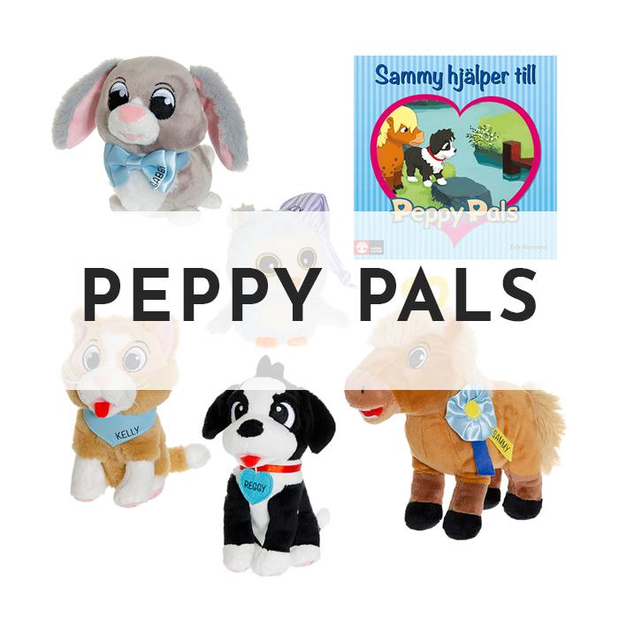 Peppy Pals - Teddykompaniet