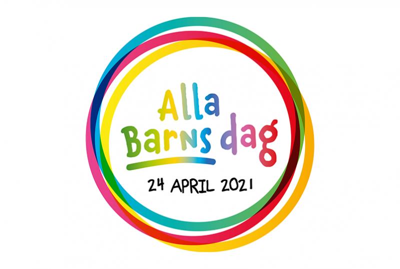 Alla Barns dag 24 april 2021
