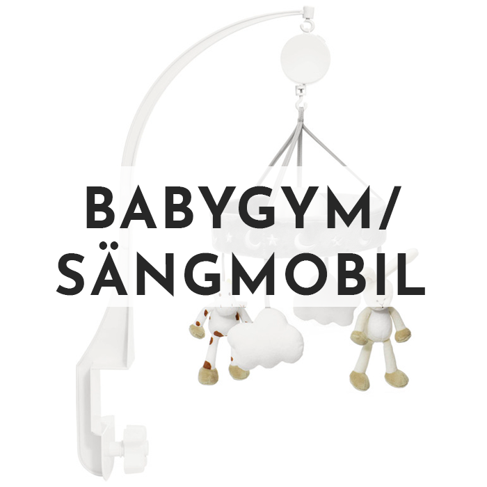 Babygym / Sängmobiler - Teddykompaniet
